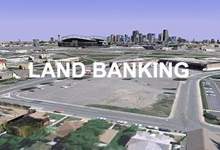 urban land conservancy land banking in Denver