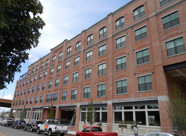 Evans Station Lofts