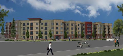 Park Hill Village West Concept