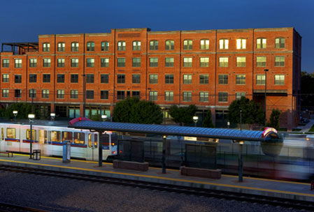 Award Winning Evans Station Lofts by Medici Communities in Partnership with the Denver TOD Fund and ULC