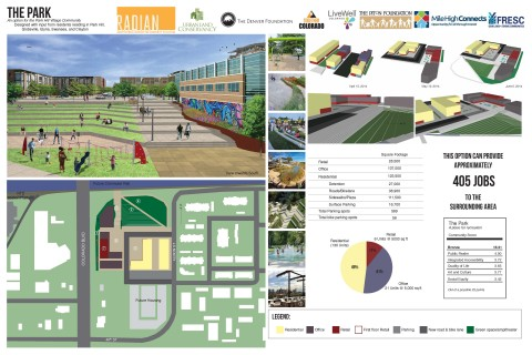 Park Hill Village West Design Concepts Driven by Community