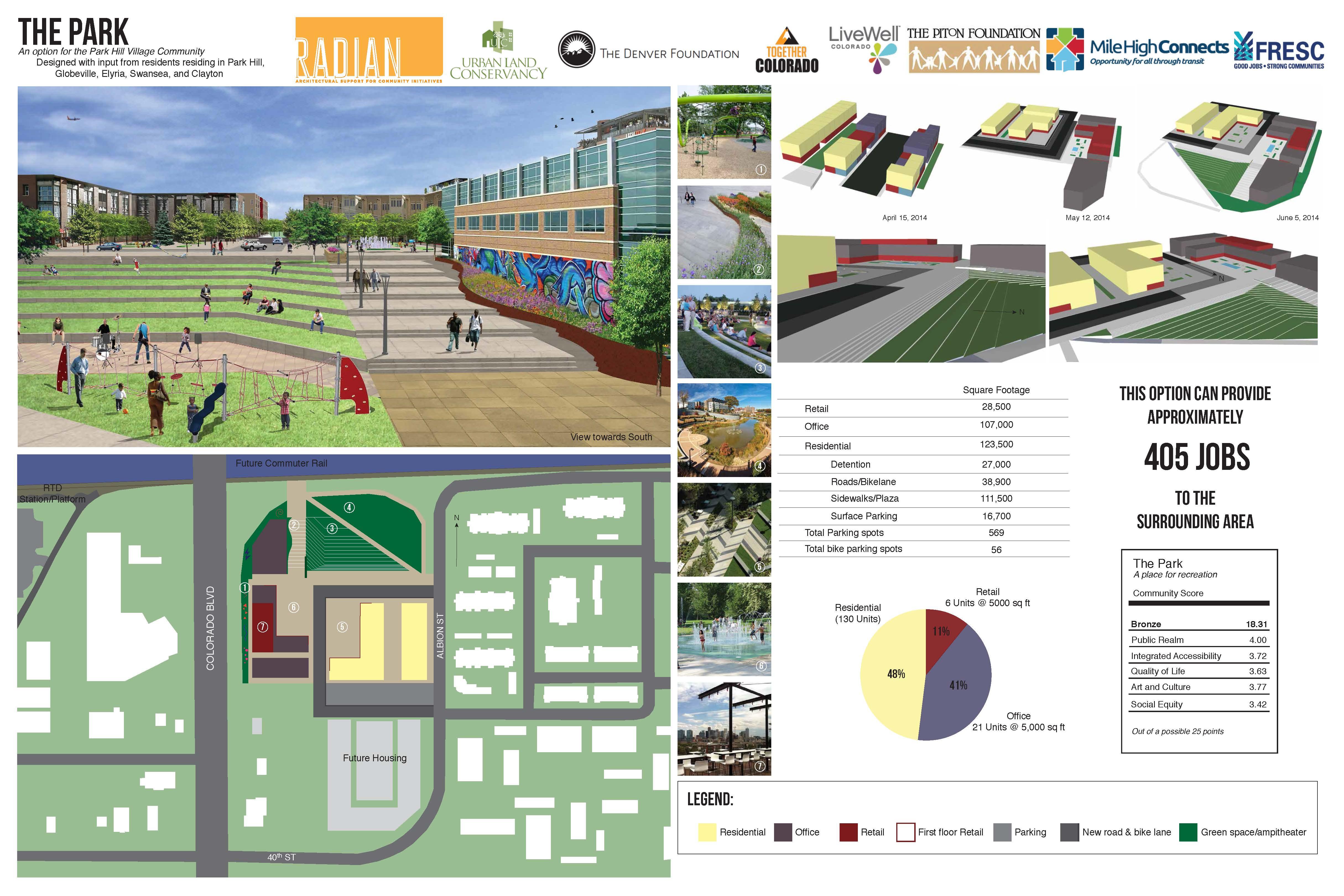 The Park Design Concept