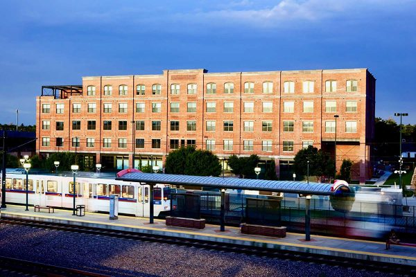 ULC previously partnered with Medici Consulting Group to develop Evans Station Lofts, 50 units of affordable housing on RTD's C/D lines.