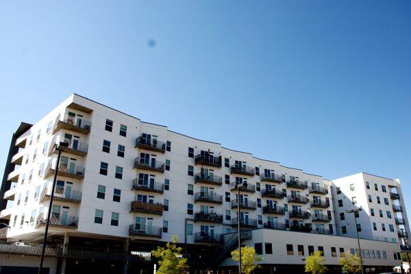 Avondale Apartments in West Denver.   Photo courtesy, Alana Romans