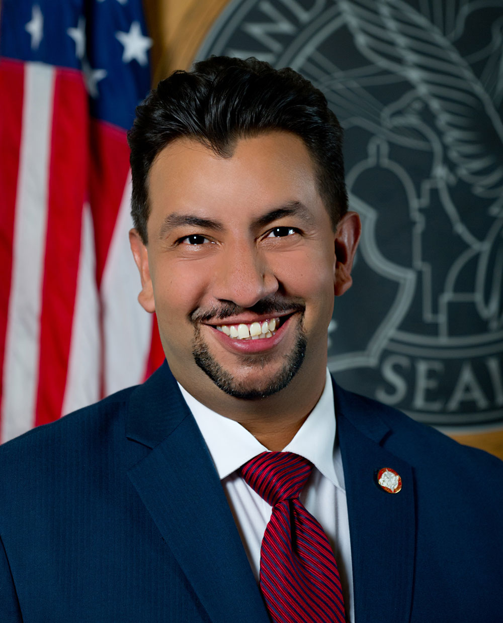 Councilman Paul D. López of the City and County of Denver's District 3.