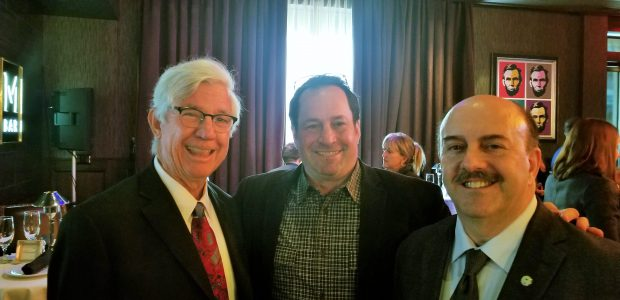 From left: Former Maryland Governor Paris Glendening, ULC President & CEO Aaron Miripol and former Arlington County Commissioner/current Vice President for Economic Development at Smart Growth America Chris Zimmerman.