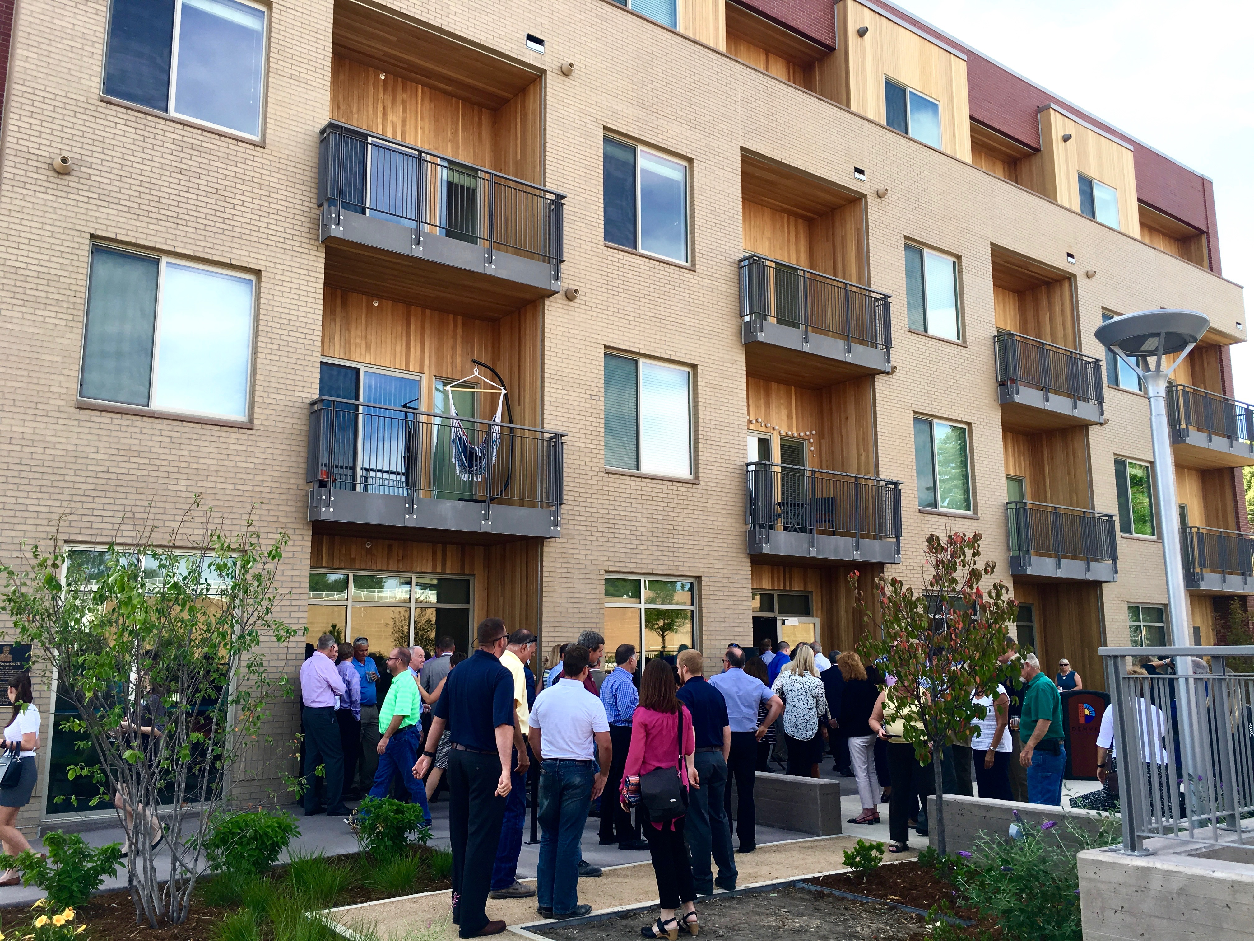 Urban Land Conservancy Using Real Estate To Benefit The Denver Community