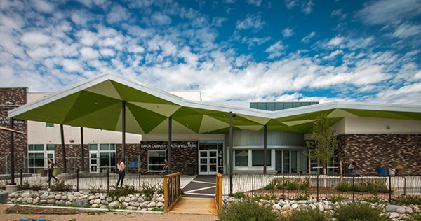 Dahlia Campus for Mental Health & Well-Being in Northeast Park Hill. Photo Courtesy | Mental Health Center of Denver