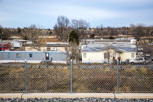 Denver Meadows Mobile Home Park in Aurora. (Photo courtesy: Kevin J. Beaty/Denverite)
