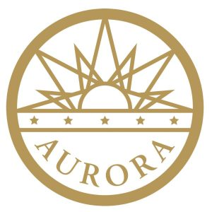 Aurora city logo