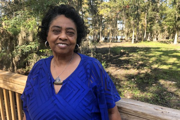 Shirley Sherrod is co-founder of the New Communities Land Trust. Photo courtesy of Debbie Elliott/NPR.